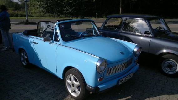 Cabrio v. Bernd & Astrid